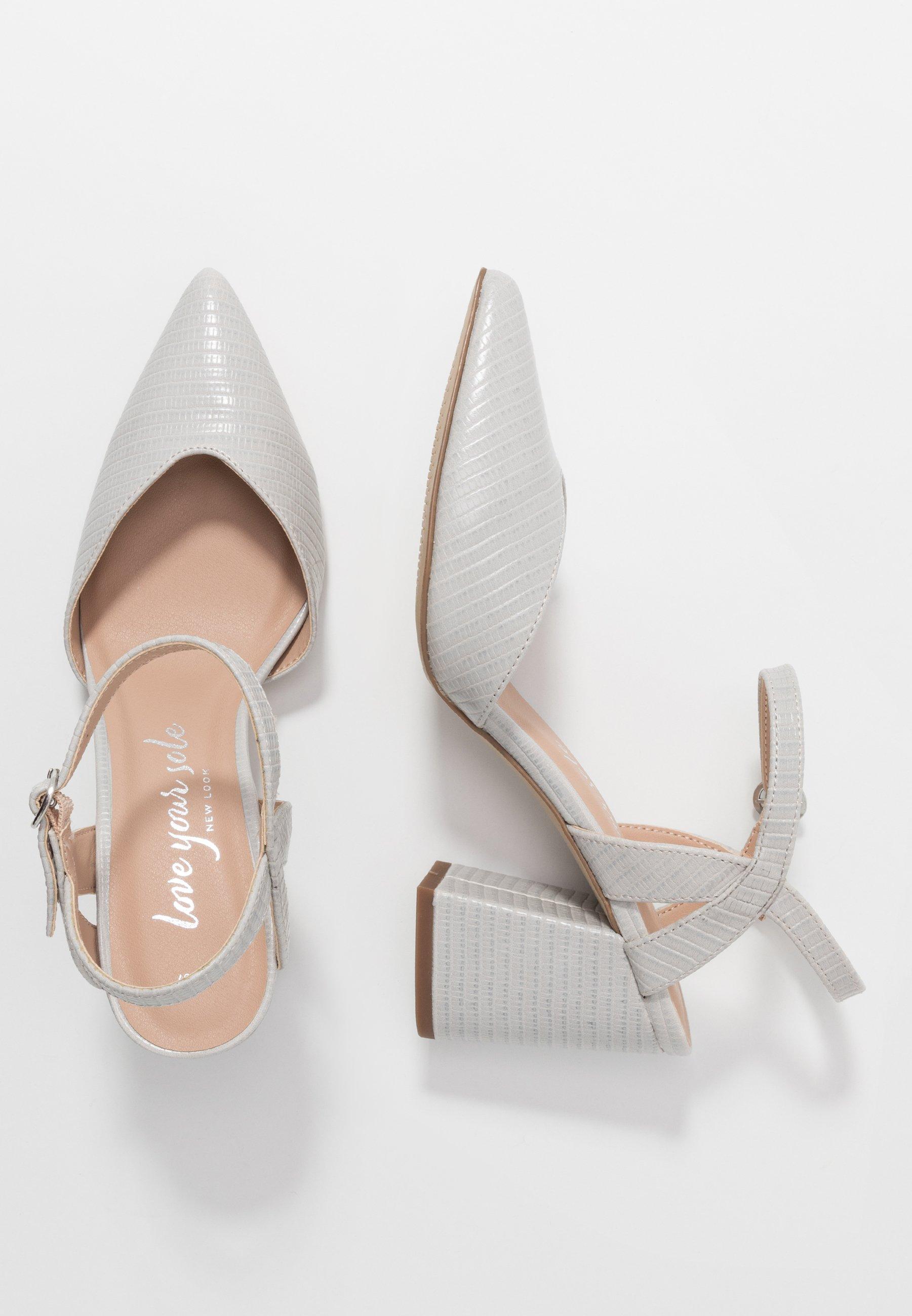 New Look - RAYLA - High heels - mid grey