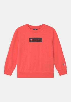 AMERICAN PASTELS CREWNECK UNISEX - Mikina - coral