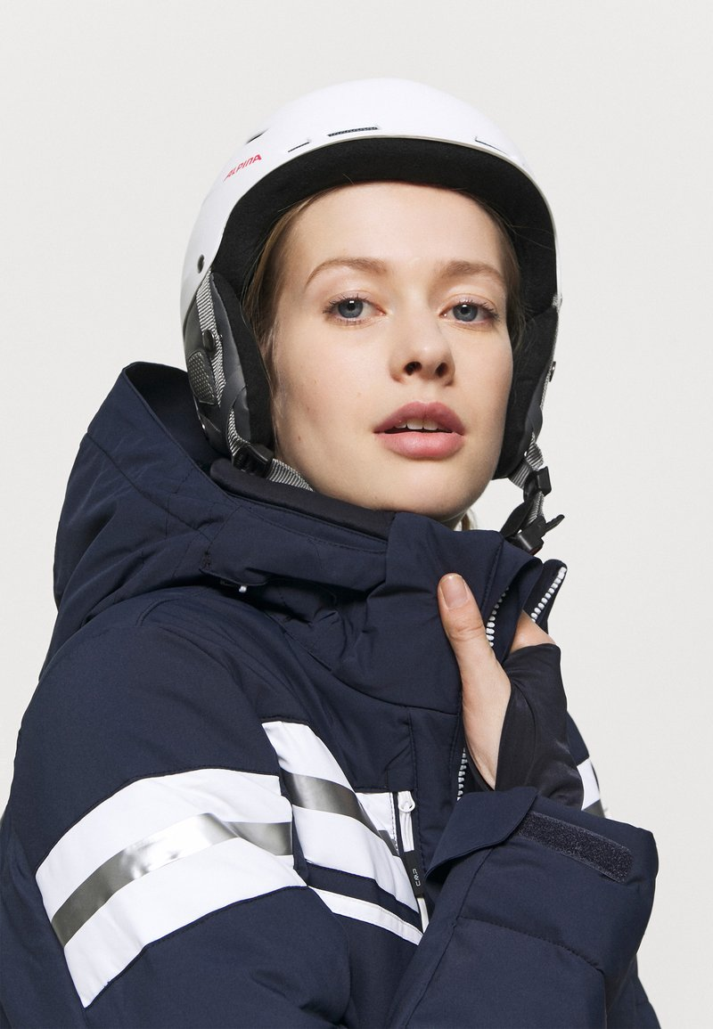 Alpina - BIOM UNISEX - Helmet - white/pink matt