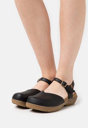 WAKATIWAI - Sandals - black
