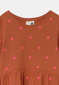 Cotton On - FREYA LONG SLEEVE 2 PACK - Jersey dress - roasted almond/sum grey - 3