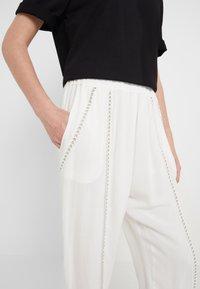 Iro - EGINI - Kalhoty - white - 3
