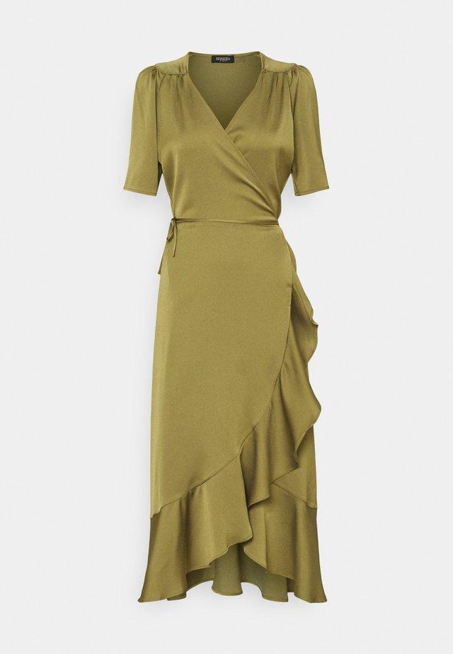 KARVEN DRESS - Maxi dress - martini olive