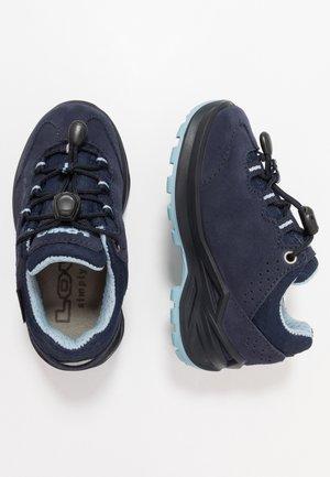 MARIE II GTX - Hiking shoes - navy/eisblau