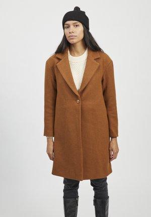 OBJHELLE COAT - Klasický kabát - chipmunk