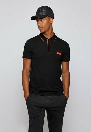 PAUL BATCH - Polo shirt - black