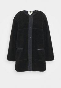 Training jacket - black