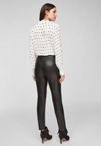 s.Oliver BLACK LABEL - Leggings - Trousers - black - 2