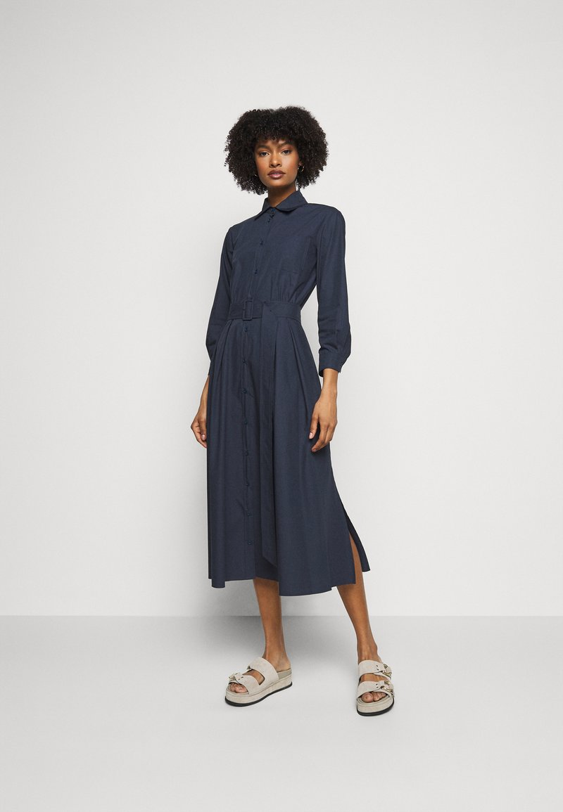 WEEKEND MaxMara - FAVILLA - Shirt dress - ultramarine
