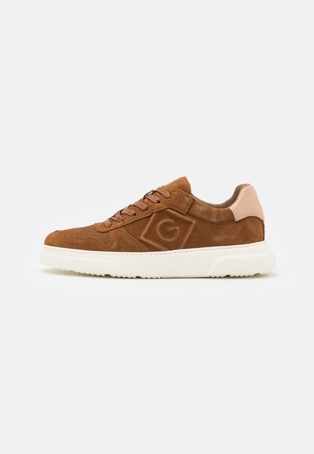 JOREE  - Trainers - cognac