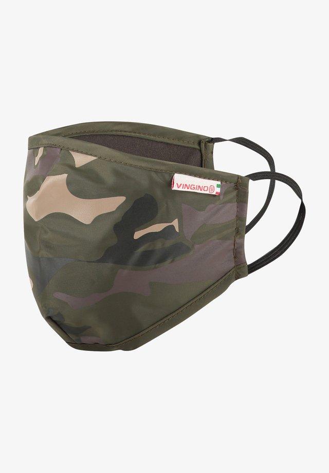 Community mask - army green