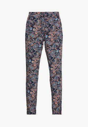 VMSIMPLY EASY LOOSE PANT - Pantalon classique - night sky