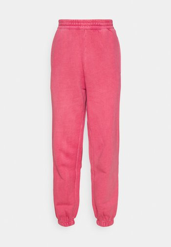 NELSON PANT - Tracksuit bottoms - pink