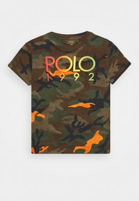 Polo Ralph Lauren - T-Shirt print - southern orange - 0