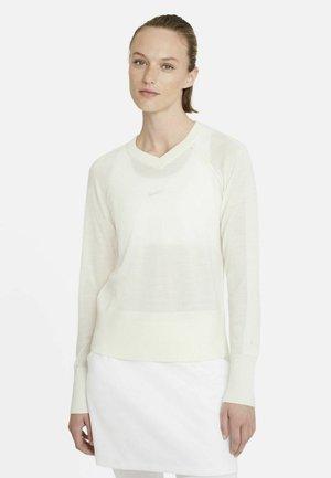 Sweatshirt - summit white