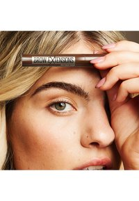Maybelline New York - BROW EXTENSIONS - Eyebrow pencil - 6 deep brown - 3