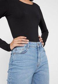 Pieces - Jeans slim fit - light blue denim - 3