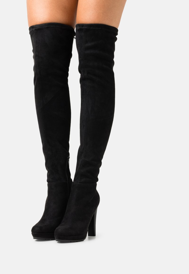 Anna Field - Platform boots - black