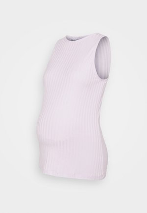 MATERNITY TANK - Top - luminous lilac