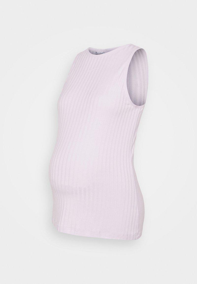 Reebok - MATERNITY TANK - Top - luminous lilac