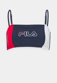 Fila - YAMUNA SET - Bikiny - black iris/bright white/true red - 1