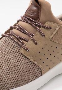 Skechers - DELSON - Slipper - light brown - 5