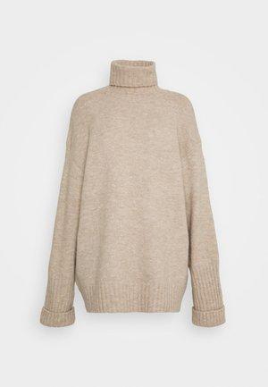 LOU JUMPER - Sweter - beige