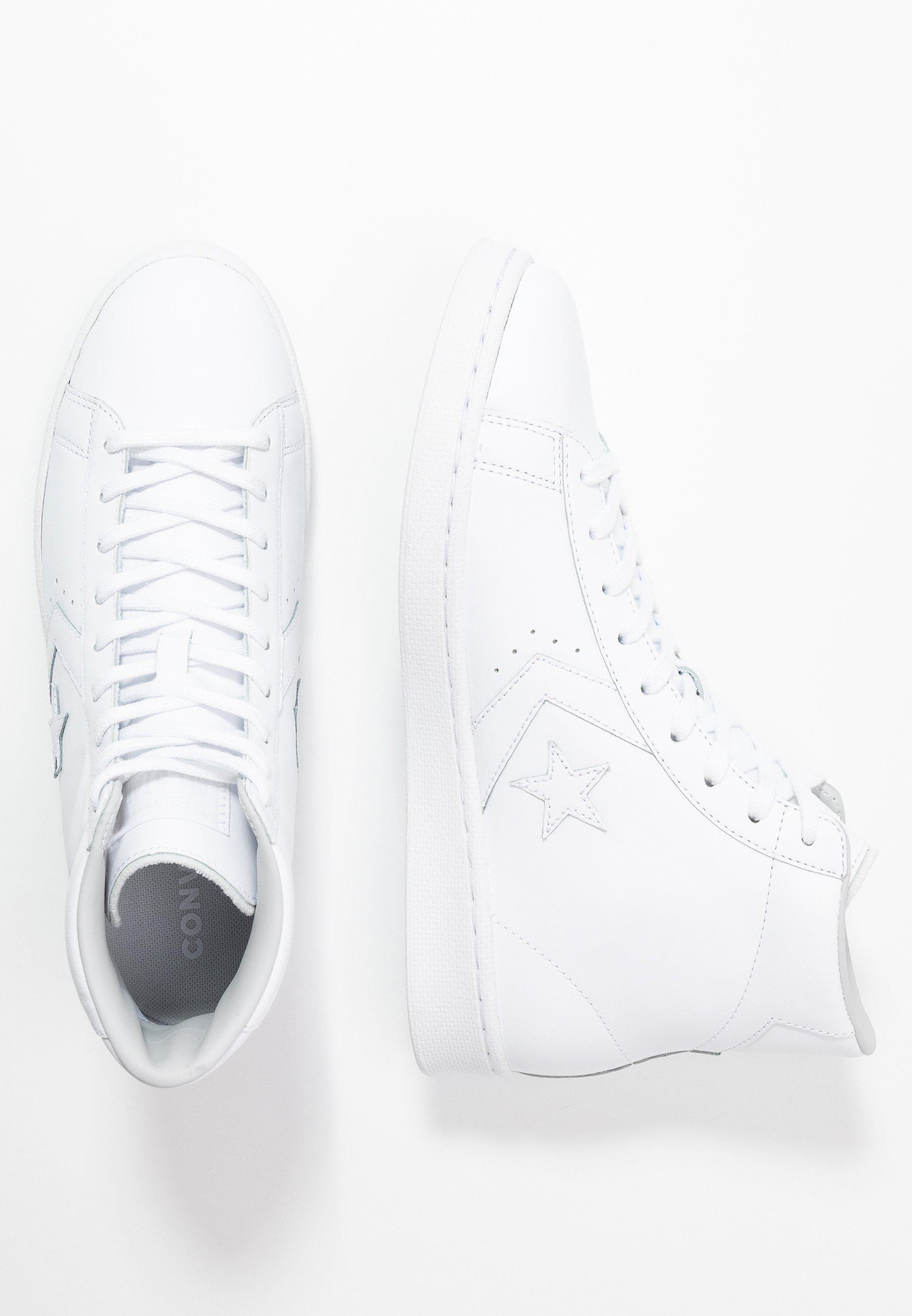 scarpe alte uomo converse leather