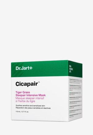CICAPAIR TIGER GRASS SLEEPAIR INTENSIVE MASK - Ansiktsmask - -