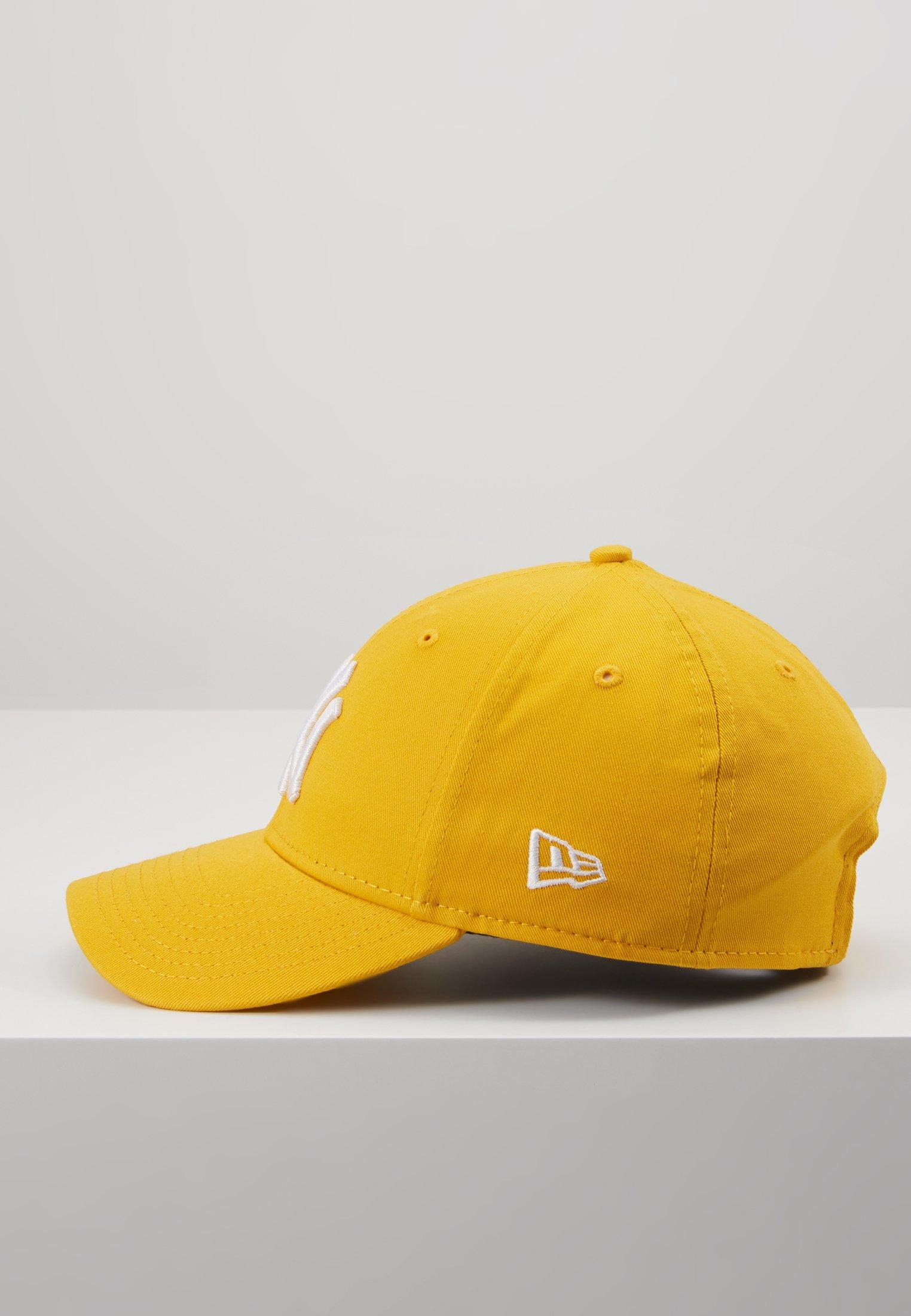 New Era ESSENTIAL - Cap - yellow/gul IktBQNWwZfIGBOv