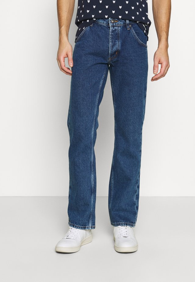 MICHIGAN - Jeans straight leg - blue denim