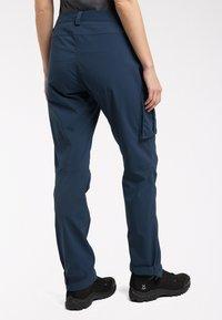 Haglöfs - Outdoor trousers - tarn blue - 1