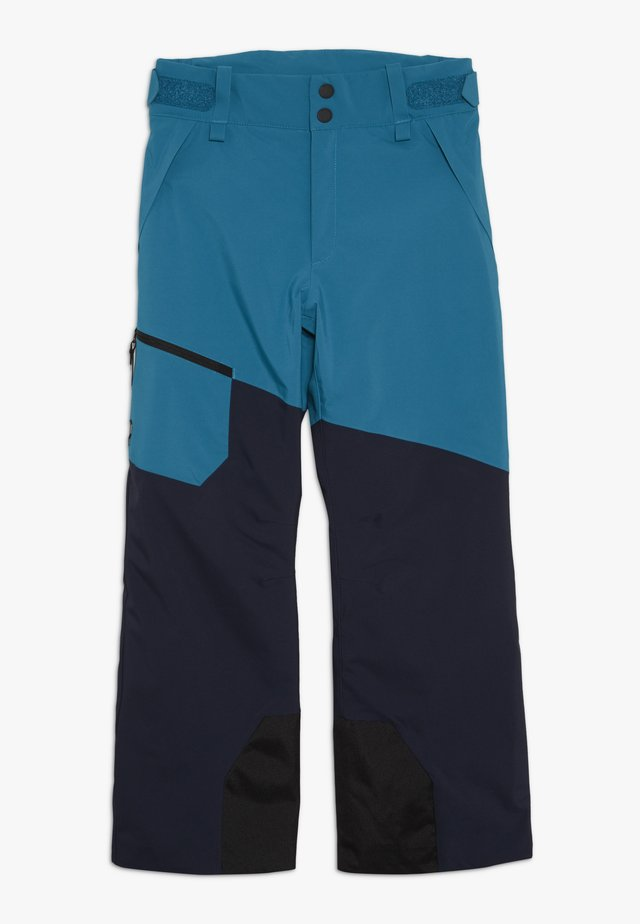 DISTR - Pantalon de ski - blue shadow