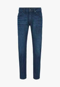 BOSS - TABER+ - Jeans Tapered Fit - dark blue - 4