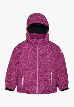 TESSIE TIPTOE - Winter jacket - berry/pink