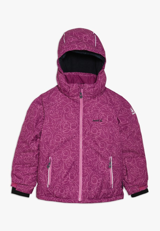 TESSIE TIPTOE - Giacca invernale - berry/pink