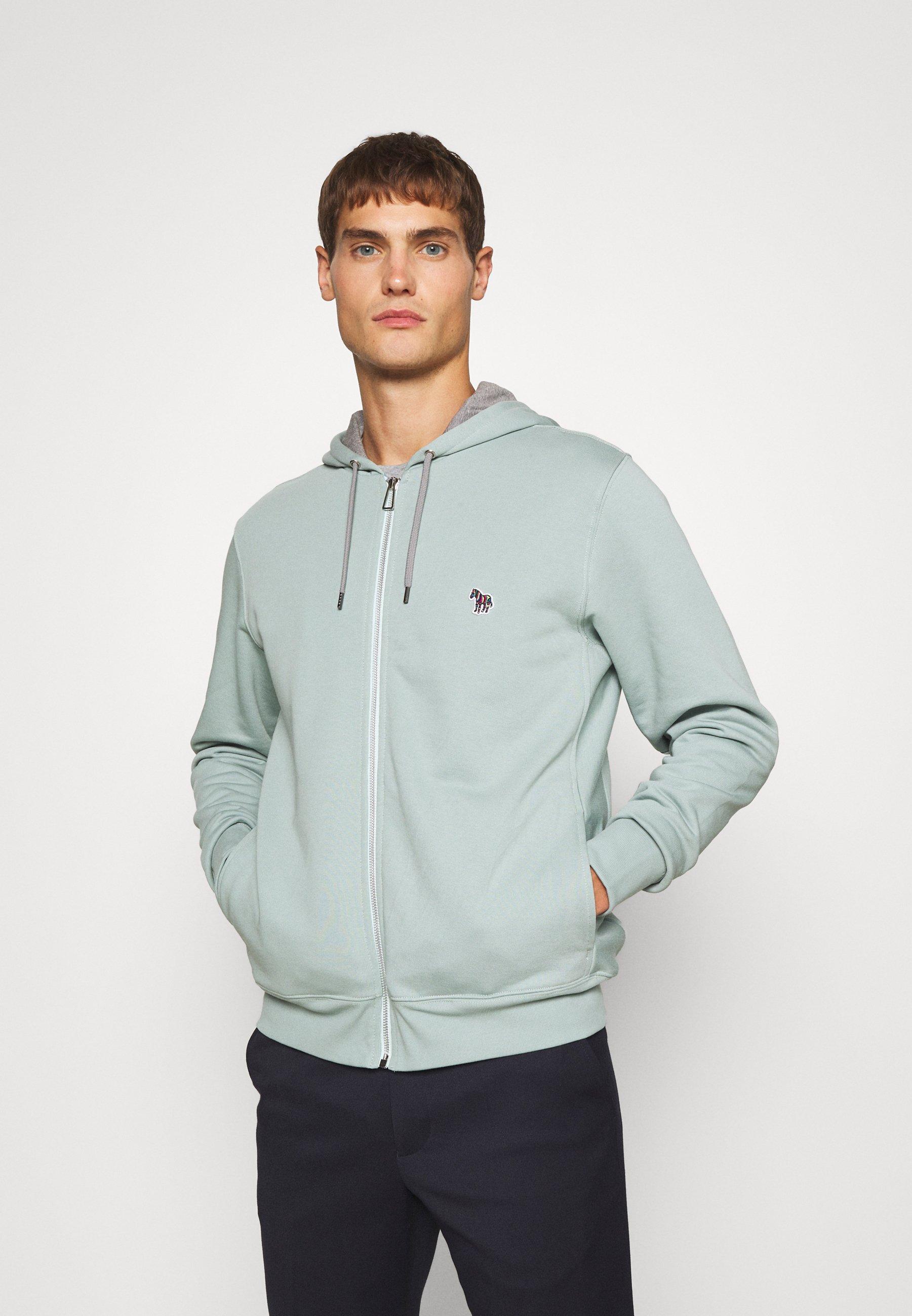 Women REG FIT ZIP HOODY UNISEX - Zip-up sweatshirt