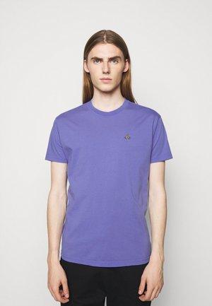 CLASSIC UNISEX - Basic T-shirt - lilac blue