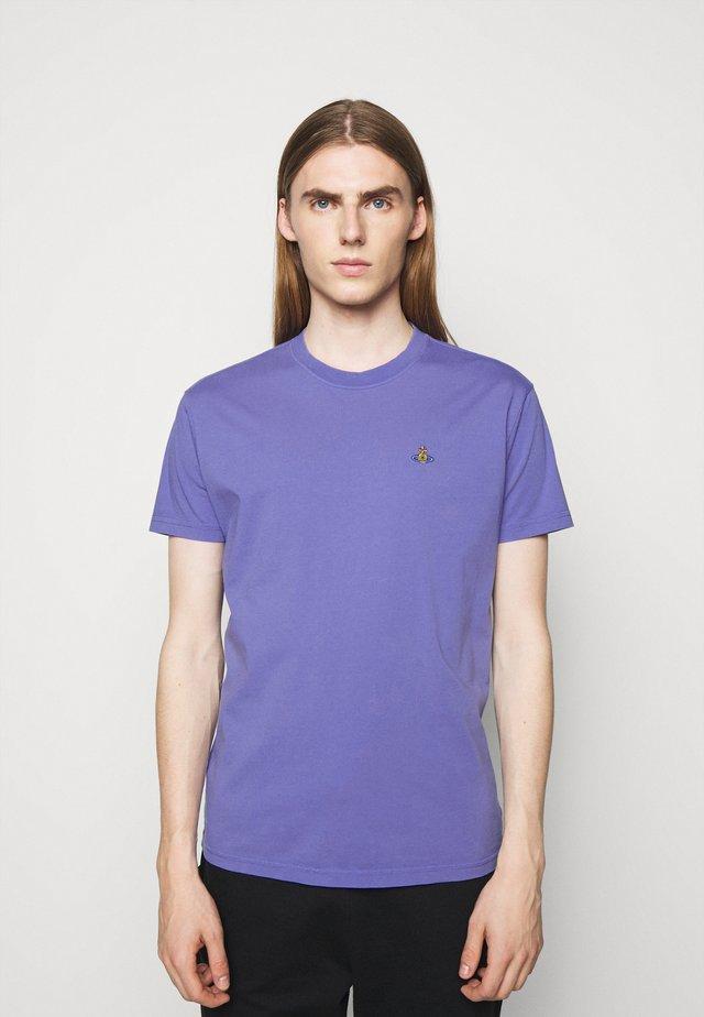 CLASSIC UNISEX - T-shirt basic - lilac blue