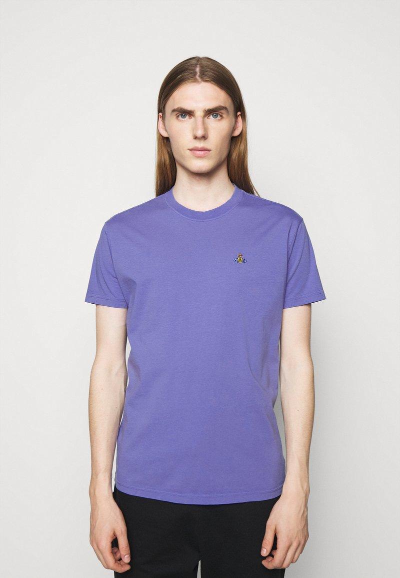 Vivienne Westwood - CLASSIC UNISEX - Basic T-shirt - lilac blue