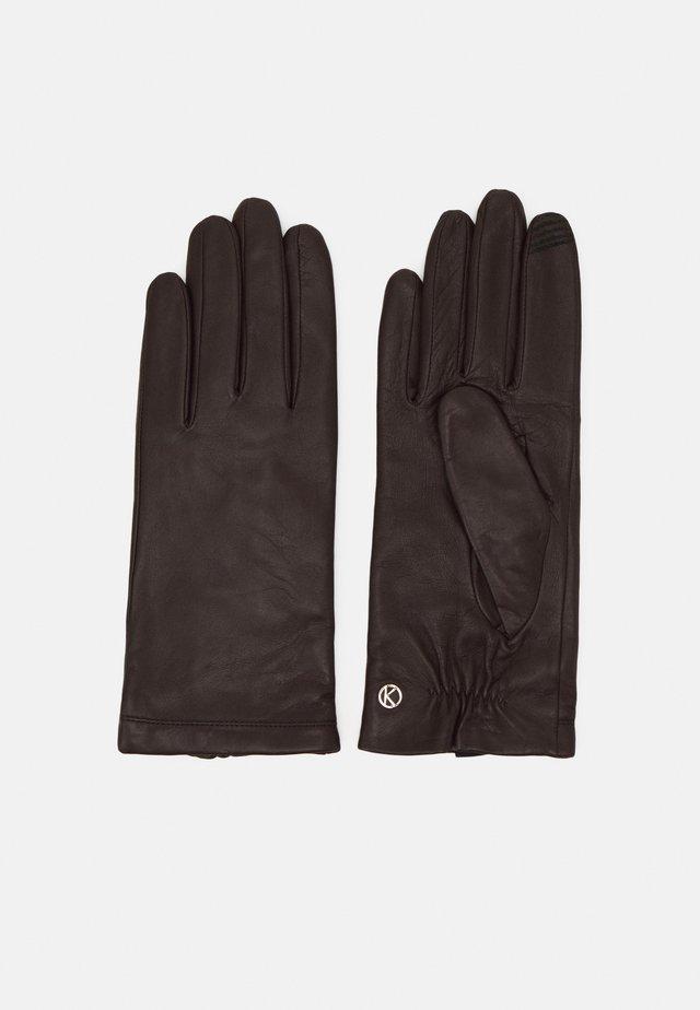 Rękawiczki pięciopalcowe - manchu