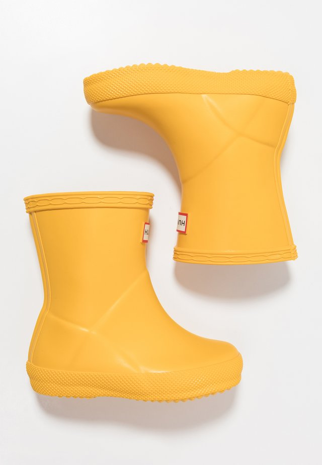 KIDS FIRST CLASSIC - Bottes en caoutchouc - yellow