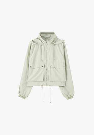 Summer jacket - khaki