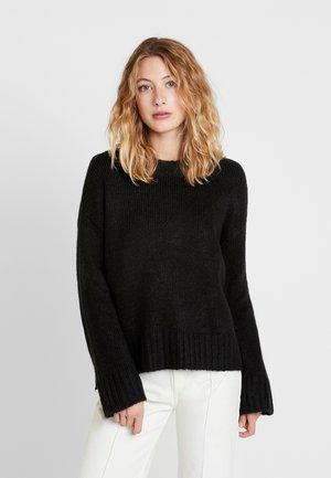 IDA - Pullover - black
