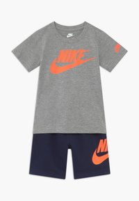 Nike Sportswear - SET - Tracksuit bottoms - midnight navy - 0