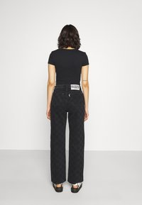The Ragged Priest - ROOK - Straight leg jeans - charcoal - 2