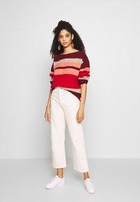 comma - Jumper - multicolor stripes - 1