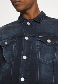 Tommy Jeans - TRUCKER JACKET COBBS - Jeansjacka - blue denim - 3
