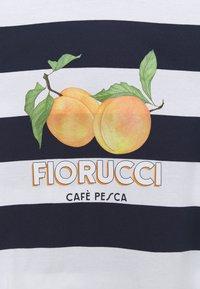 Fiorucci - CAFÉ LA PESCA STRIPE DRESS - Jerseyjurk - multi - 2