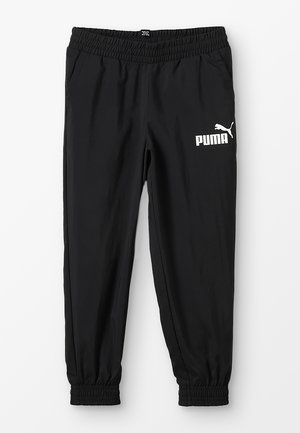 LOGO PANTS - Trainingsbroek - black